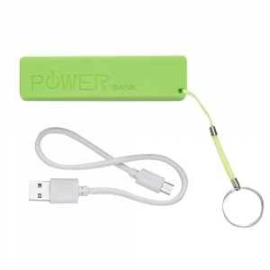 Power Bank Plástico